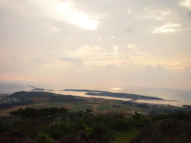 久米島の景色