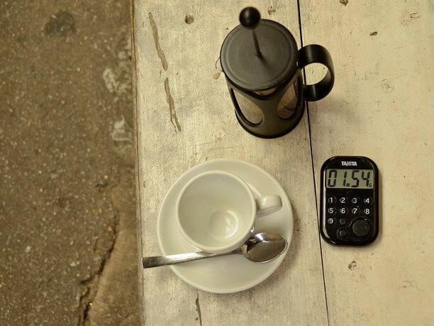 またひと口飲みたくなるコーヒー