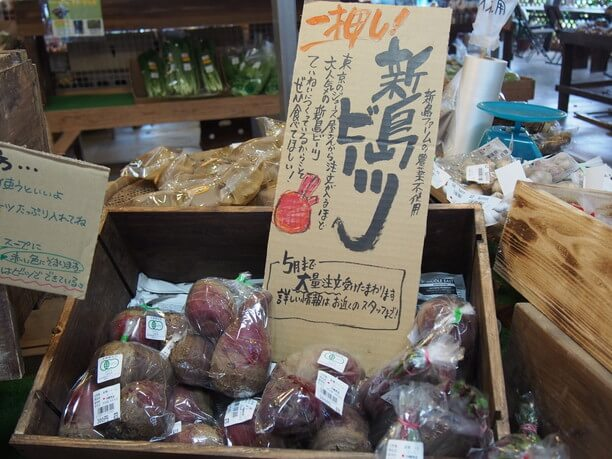 全国一律1100円という格安配送料で送れる島野菜