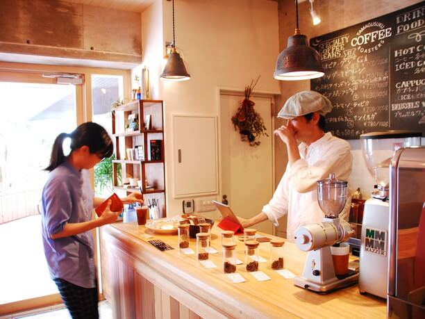 TAMAGUSUKU COFFEE ROASTERSのコーヒーの流儀