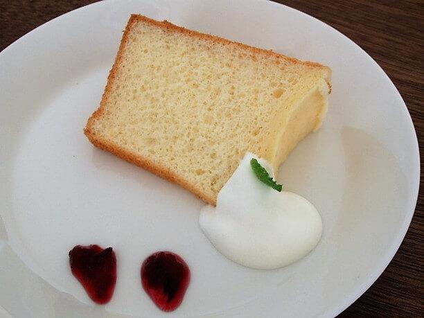 シフオンケーキ
