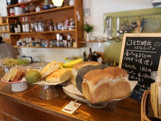 天然酵母のはなこパン