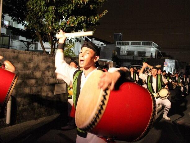 島マーイの太鼓