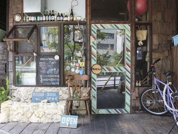 琉球ジャジャ麺屋さん モガメン