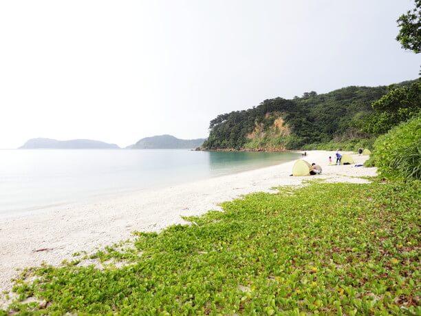 美しい海辺