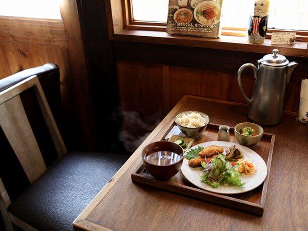 和食メインの家庭料理