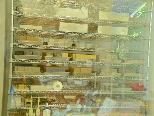 石鹸の工房