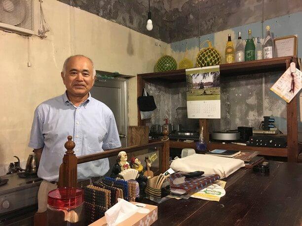 オーナーの洲鎌さん