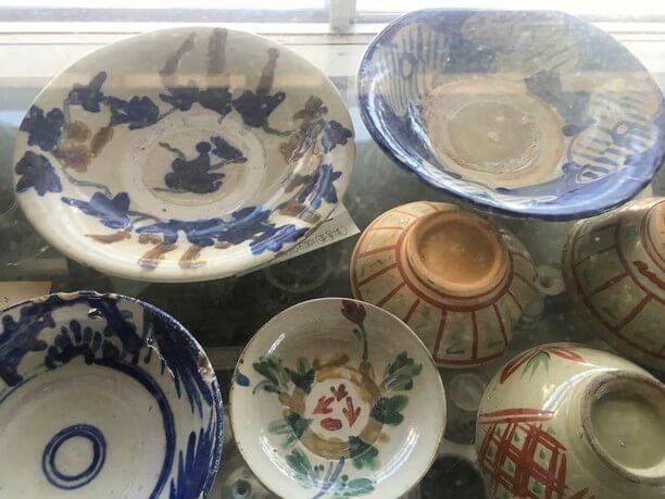 焼物や陶器