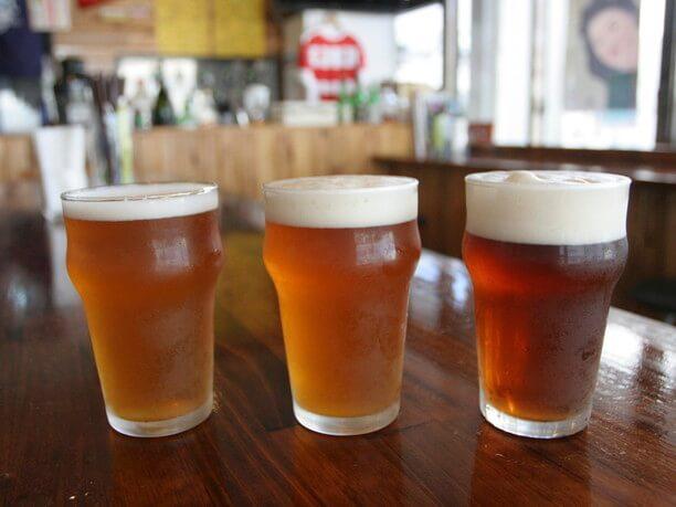 おすすめの地ビール3種類