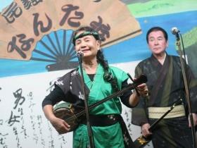 様々な沖縄民謡が聴ける