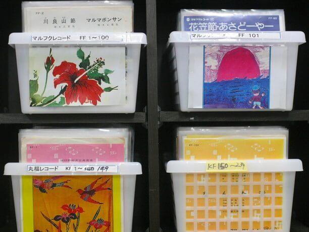 マルフクレコードによるレコード