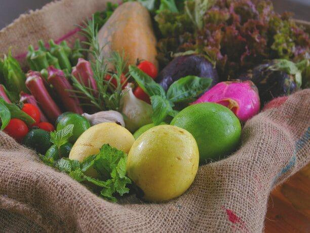無農薬や自然農の野菜