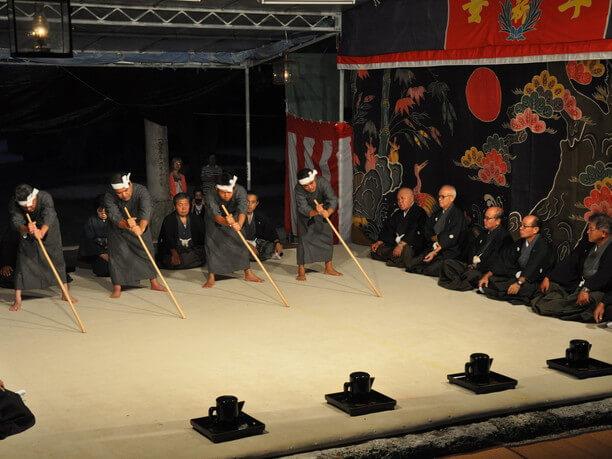乾鯛(かんたい)の儀式