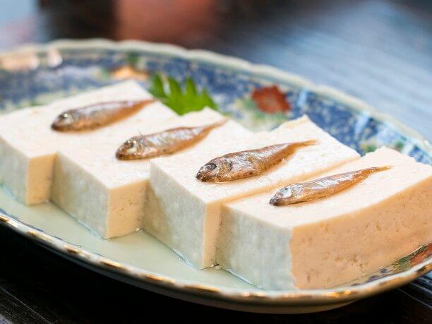 島豆腐ヤッコ