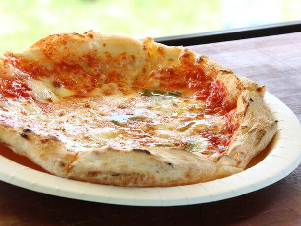 「楽しくおいしく食べられるピッツァを」