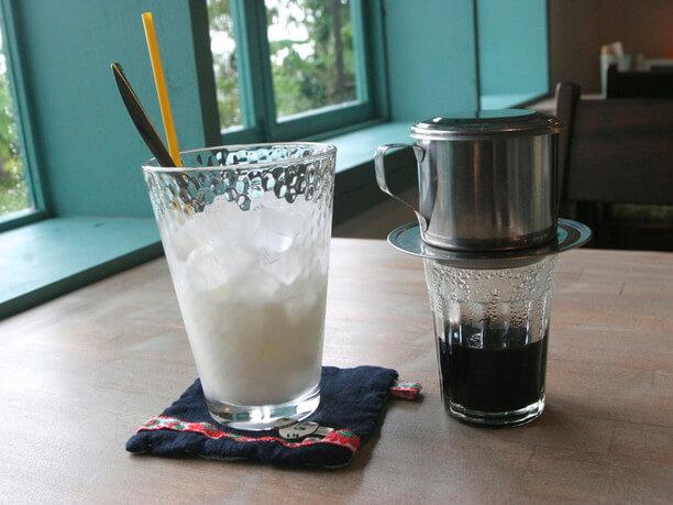 ベトナムヨーグルトコーヒー