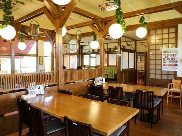 レストラン「農家の食卓」