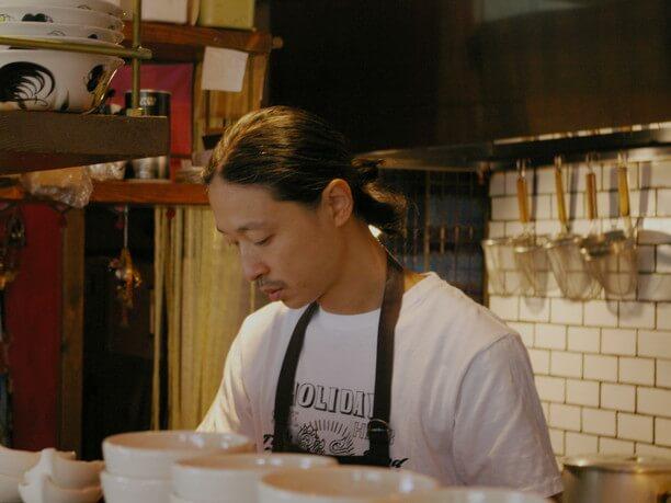 オーナーシェフの田村健太郎さん