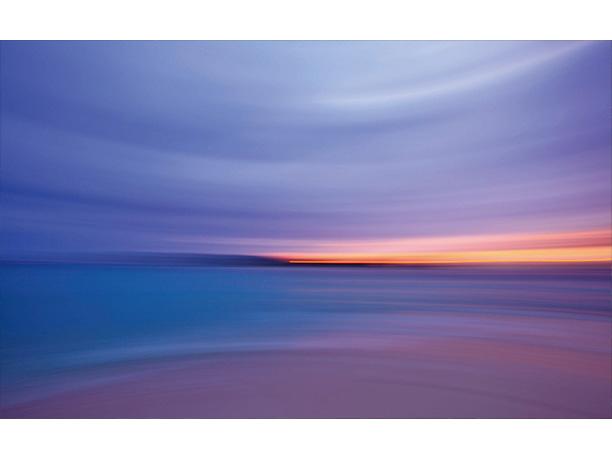 朝の色/西表島
