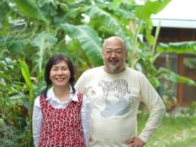 田原幸浩さんと琴子さん