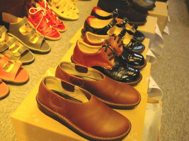 セミオーダーの靴
