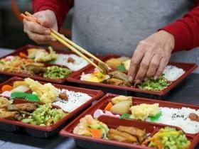 栄養たっぷりのお惣菜
