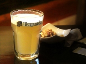 ベルギービールのヒューガルデン