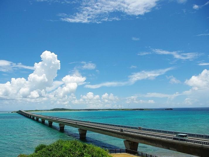 7月の沖縄