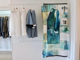 メンズとレディースの洋服を展示・販売している中村洋裁