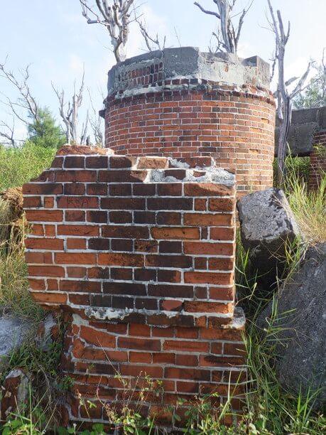 津堅島旧灯台