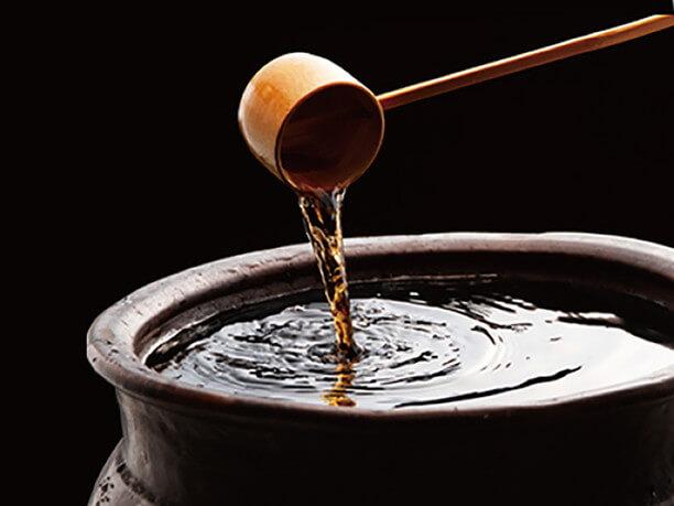 黒麴菌を使用したもろみ酢