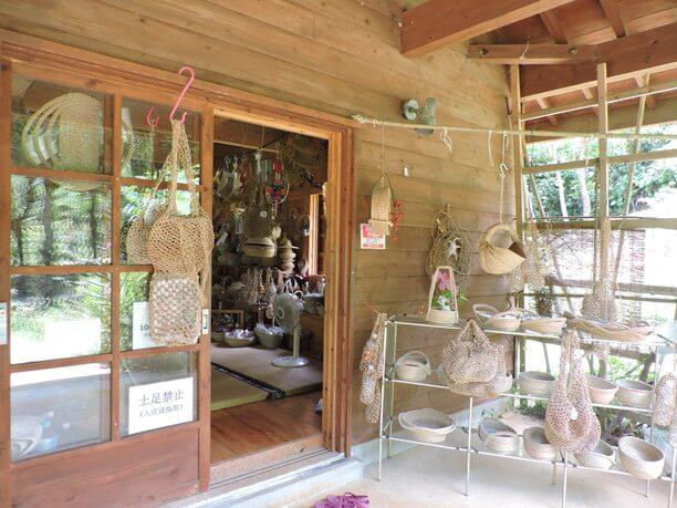 チガヤ工房の美しい民具作り体験