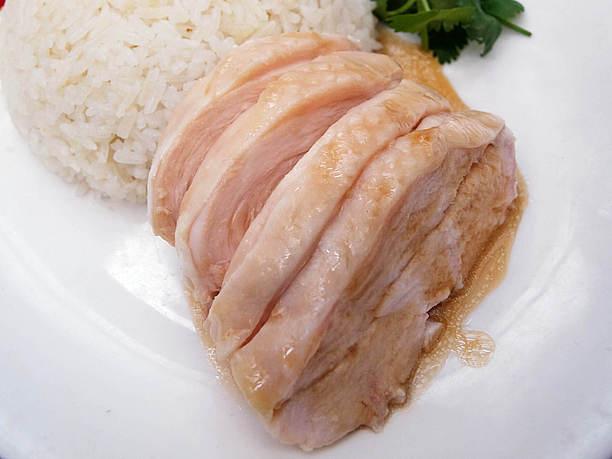 ジューシーな鶏肉