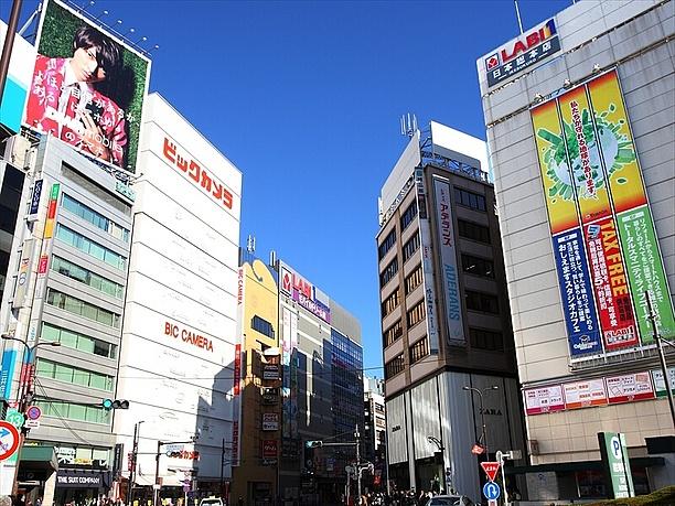 LABI1日本総本店池袋店