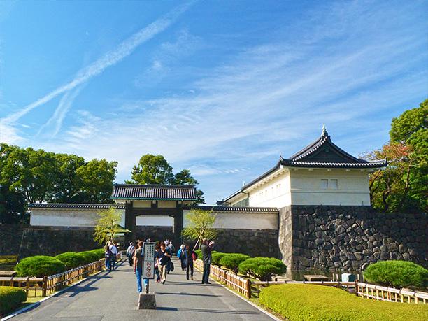 江戸城-本丸跡