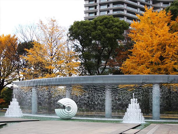 和田倉の噴水