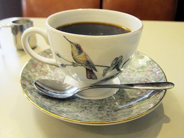 パウリスタのコーヒー