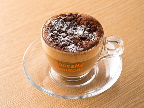 ボンドルフィのコーヒー
