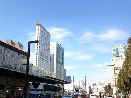 新宿駅JR高速バスターミナル