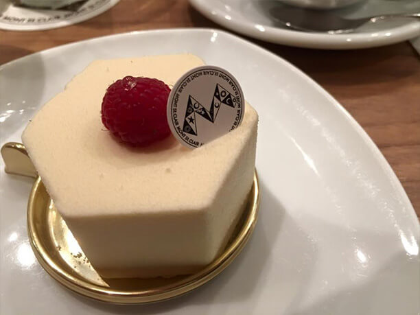 モンサンクレールケーキ