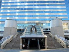 品川駅(港南口側から撮影したもの)