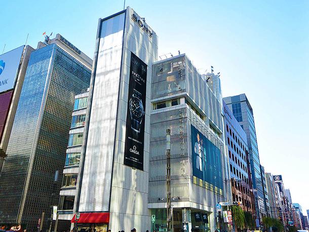 銀座、東京駅エリア