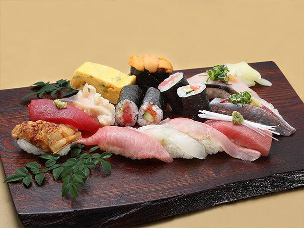 寿司大おまかせセット