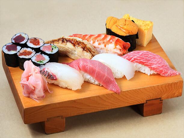 大和寿司おまかせにぎり