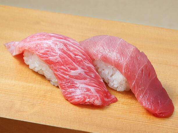 大和寿司まぐろ