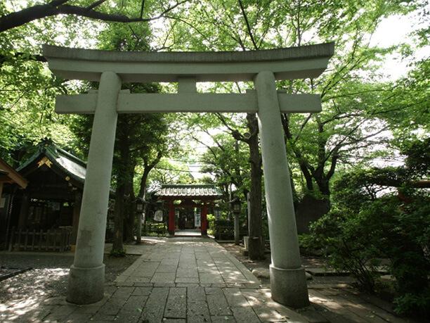 愛宕神社山頂