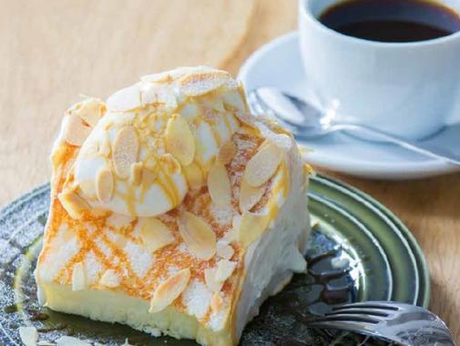 GOOD-MORNING-CAFE-品川シーズンテラス(ケーキ)