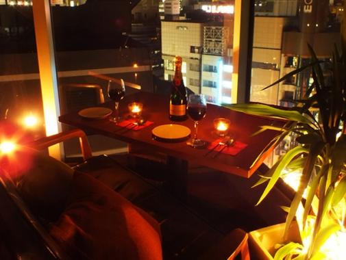 HiKaRi-cafe-&-dining-渋谷店