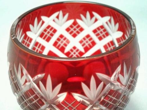 江戸切子の杯